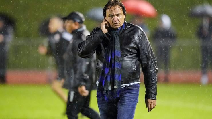 Kein Erfolg für den FC Sion und Präsident Constantin. Der Antrag wurde abgelehnt.