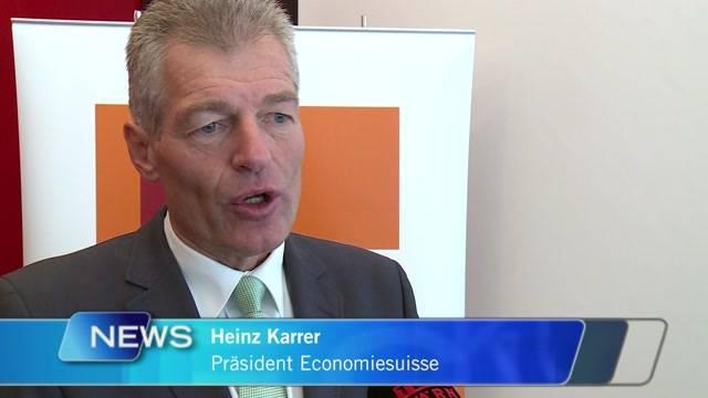 Economie Suisse unzufrieden