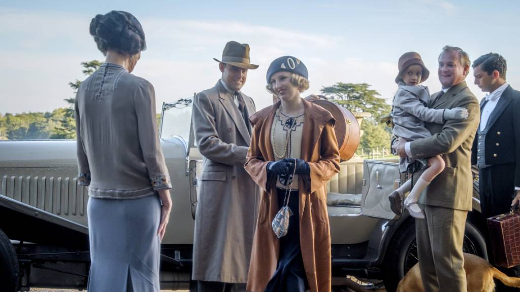 «Downton Abbey» Kassenschlager in Nordamerika
