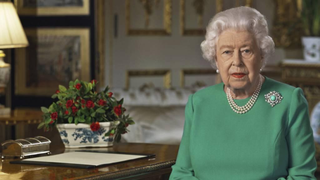 Queen macht Briten Mut: «Wir werden uns wiedersehen»