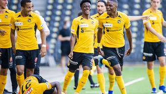 Die Young Boys treffen in der 2. Qualifikationsrunde für die Champions League auf Klaksvik oder Slovan Bratislava