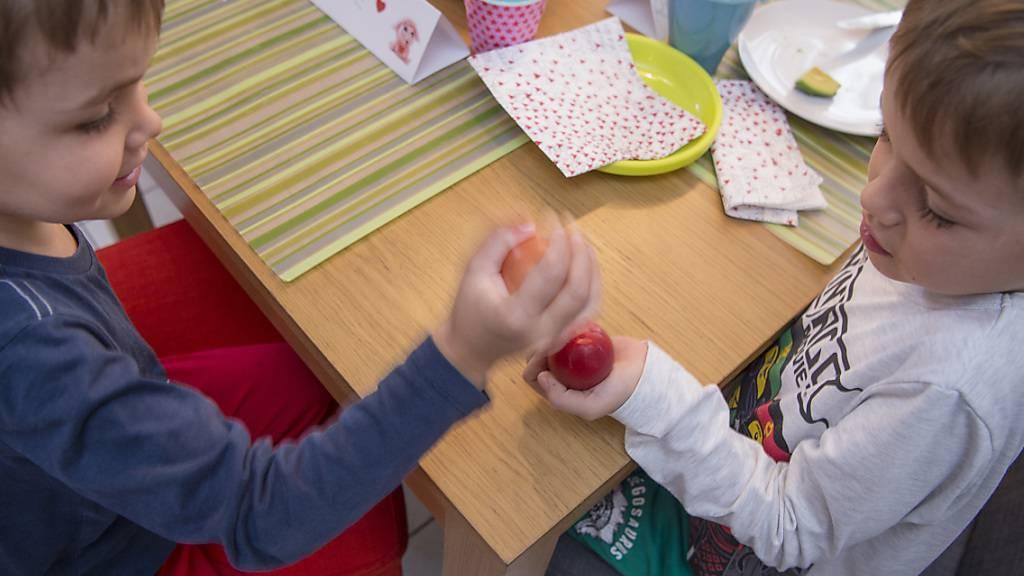 Schaffhausen plant Steuerabzug für Kleinkinder