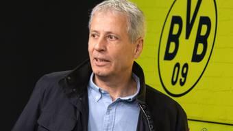 Lucien Favre mahnt bei Borussia Dortmund einmal mehr zur Vorsicht