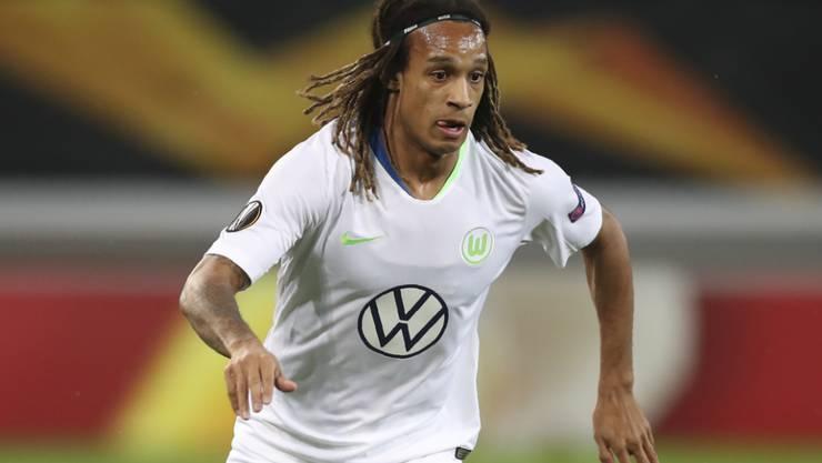Kevin Mbabu fehlt dem VfL Wolfsburg beim Rückspiel in Kiew gegen Schachtar Donezk, weil er am Coronavirus infiziert ist