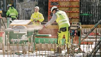 Die Unia erhebt heftige Vorwürfe gegen die Zustände auf den Baustellen.