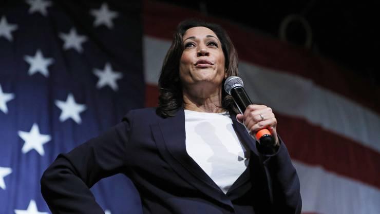 Kamala Harris (AP Photo/John Locher)