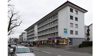 Das «Haus zum Hobel». ASP