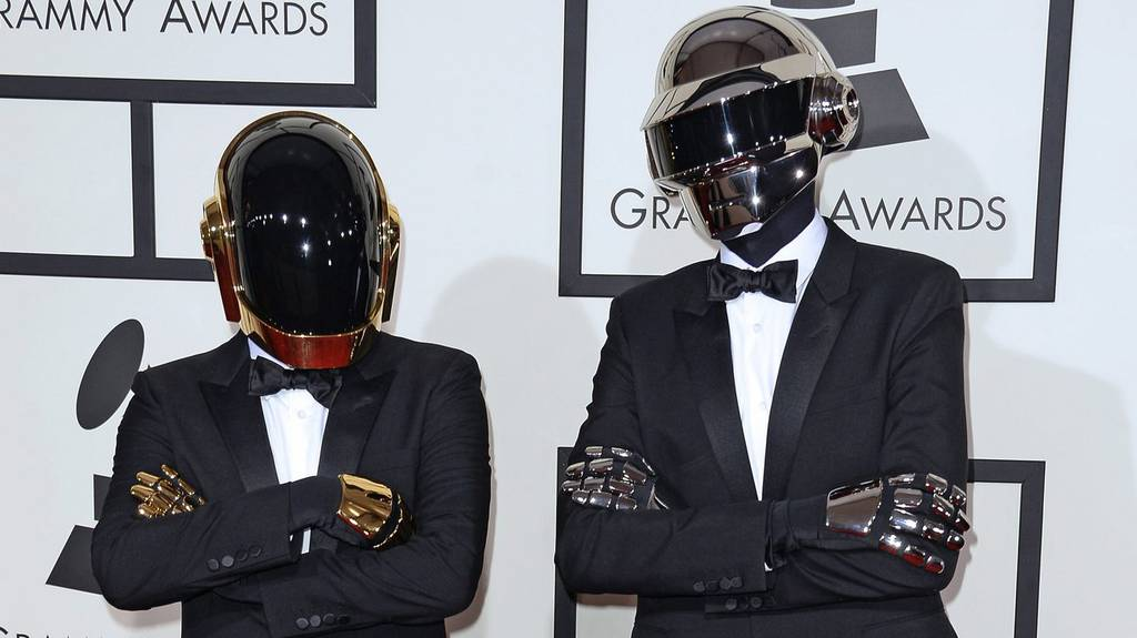 Daft Punk Grammy Awards