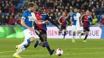 FC Basel - GC, 25. Runde, 18.03.2017