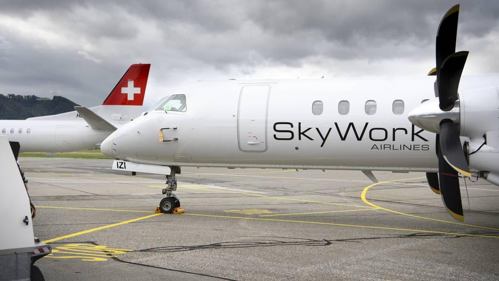SkyWork ist bankrott