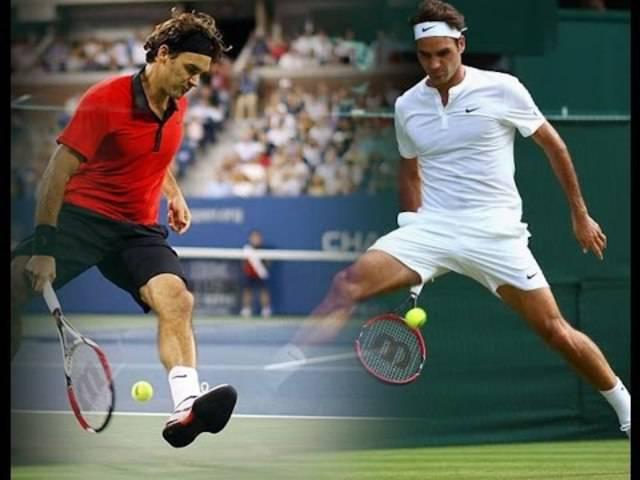Roger Federer - Every Tweener in his Career