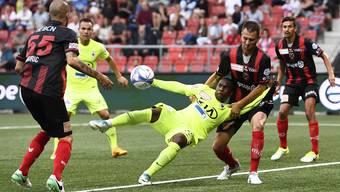 FCA-Neuzugang Leo Itaperuna konnte in seinem ersten Spiel in der Challenge League keinen Treffer erzielen.