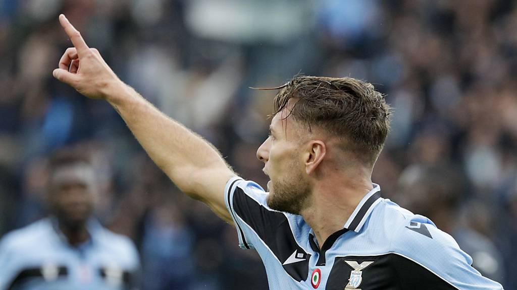 Lazio Rom bestätigt sich als Nummer 3 der Serie A