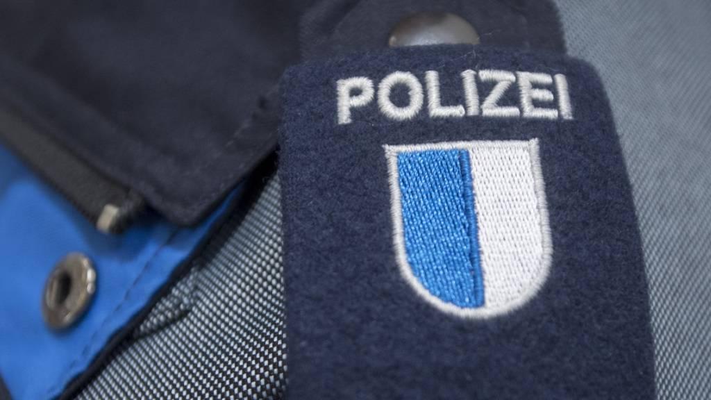 Die Luzerner Polizei sucht die unbekannten Vandalen, die am Wochenende wüteten. (Symbolbild)