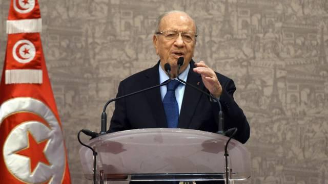 Béji Caïd Essebsi, der neue tunesische Präsident (Archiv)