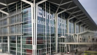 Vom Fluglärm am EuroAirport Basel wären vor allem die Gemeinden des Bezirks Dorneck betroffen. (Symbolbild)