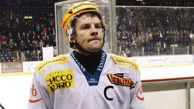 Martin Plüss und der SCB wollen die vergangene Saison vergessen machen