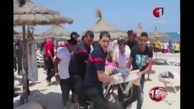 Terror gegen Touristen in Tunesien