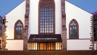 Historisches Museum Basel: Wird für mehrere Wochen für die Öffentlichkeit geschlossen.