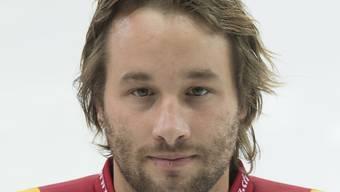 Lukas Haas, Captain des EHC Olten, steuerte zum 5:3-Sieg über Langenthal im dritten Playoff-Halbfinal drei Tore bei.
