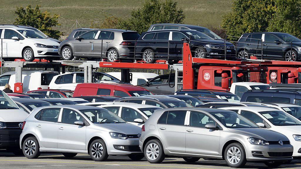 Autos kaufen auf Pump: Laut einer Umfrage verwendeten 44 Prozent der Kreditnehmer ihre Finanzierung für ein Auto. (Themenbild)