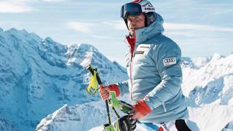 Ist heiss auf den Lauberhorn-Sieg: Ski-Crack Beat Feuz.