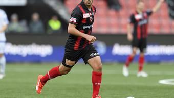 Rettete Neuchâtel Xamax in Rapperswil-Jona mit zwei Toren das Unentschieden: Challenge-League-Topskorer Raphael Nuzzolo