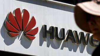Der chinesische Telekom-Konzern Huawei hat am Freitag eine Klage gegen das US-Handelsministerium wegen der Beschlagnahmung einer Warensendung verklagt. (Archivbild)