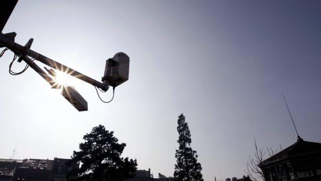 Eine Messstation für die Erhebung der Luftqualität. (Symbolbild)
