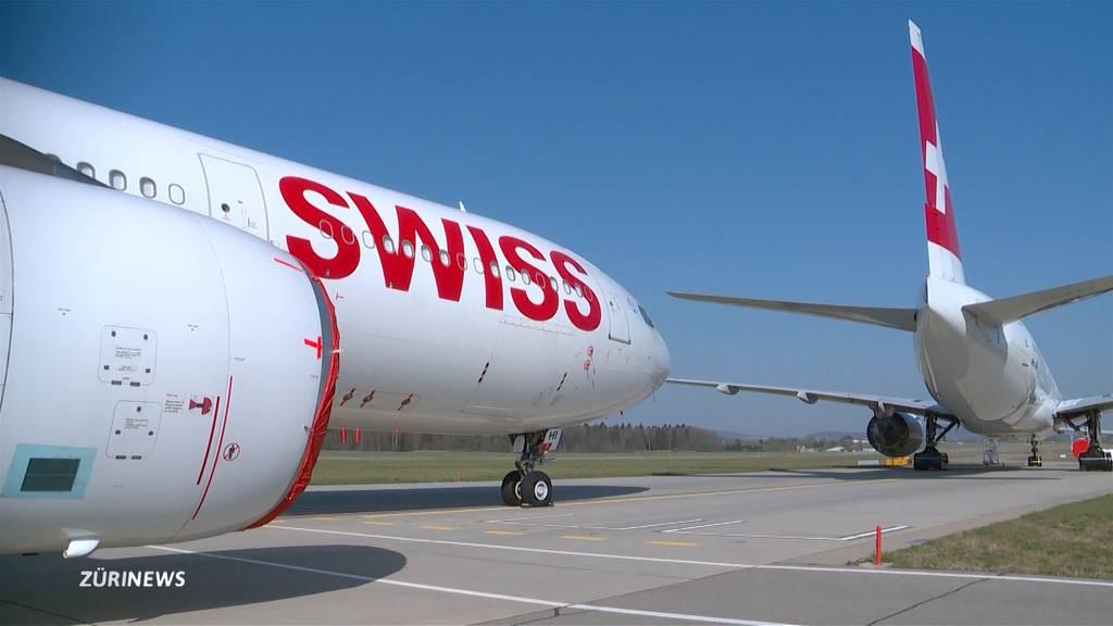 Trotz Milliarden-Hilfe: 1'500 Stellen bei der Swiss in Gefahr