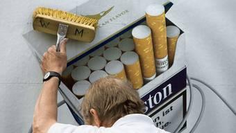 Daniel Ballmer: «Alain Berset hat sich die Niederlage selbst zuzuschreiben. Mit seinem Tabakproduktegesetz ist der SP-Gesundheitsminister weit übers Ziel hinausgeschossen – nun hat er im Parlament die Quittung dafür erhalten.» (Archivbild)