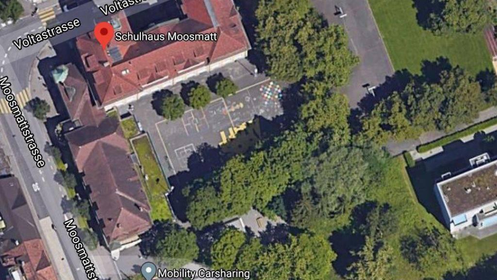 Stadt Luzern will bei Schulhaus Moosmatt neuen Trakt bauen