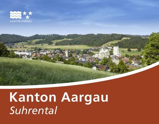 Tourismustafel Kanton Aargau, Suhrental