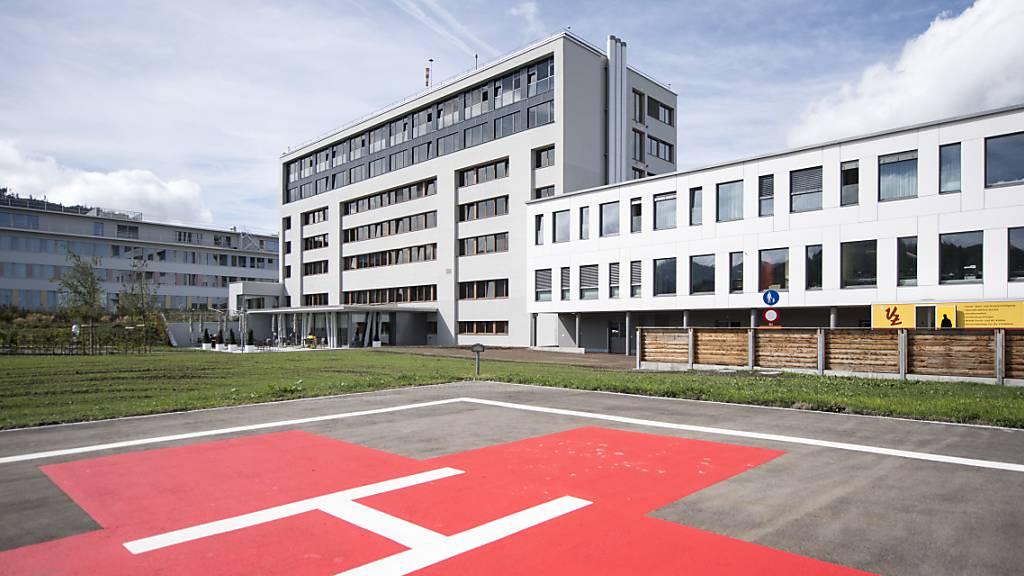 Spital Einsiedeln auch 2019 mit Verlust