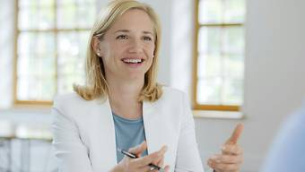 Esther Keller will: Sie stellt sich dem zweiten Wahlgang. (Archivbild)