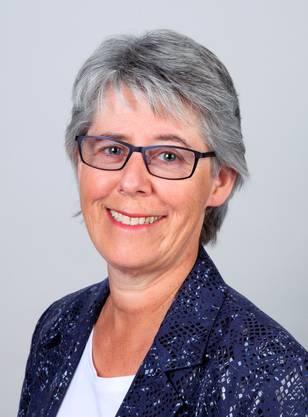 Claire-Lise Rüst, Regiospitexmitglied, Ersatzbezirksrätin und Parteimitglied der Grünen.