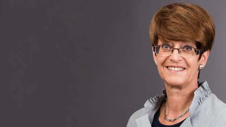 Esther Egger, Präsidentin aargauischer Seniorenverband