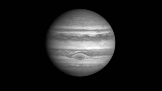 Der PSO J318.5-22. ist grösser als der Jupiter (im Bild, Archiv)