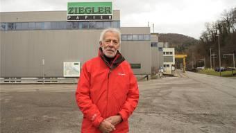 Adrian Schmidlin: «Aus der Optik der Gemeinde ist es eine echte Chance, wenn man das Areal mit Anlagen und umfangreichem Gelände richtig nutzen kann.»