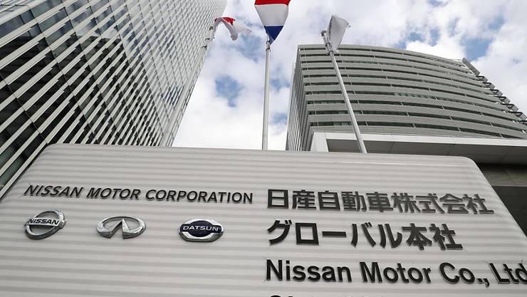 Japan hat sich weiterhin für eine Bündnis der Autokonzerne Nissan und Renault ausgesprochen. (Archivbild)