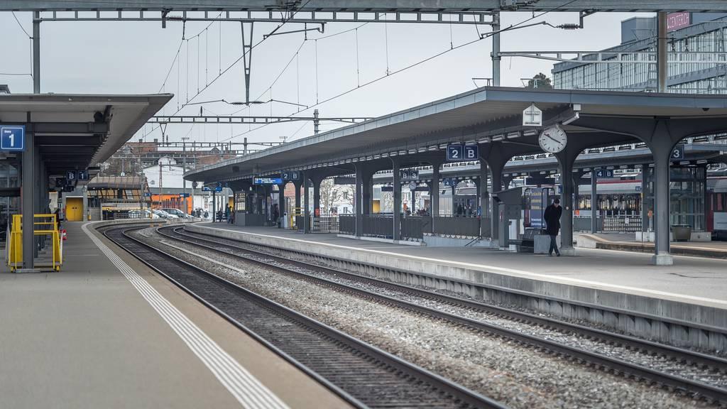 Nach Gesprächen mit den SBB: Züge halten nun wieder