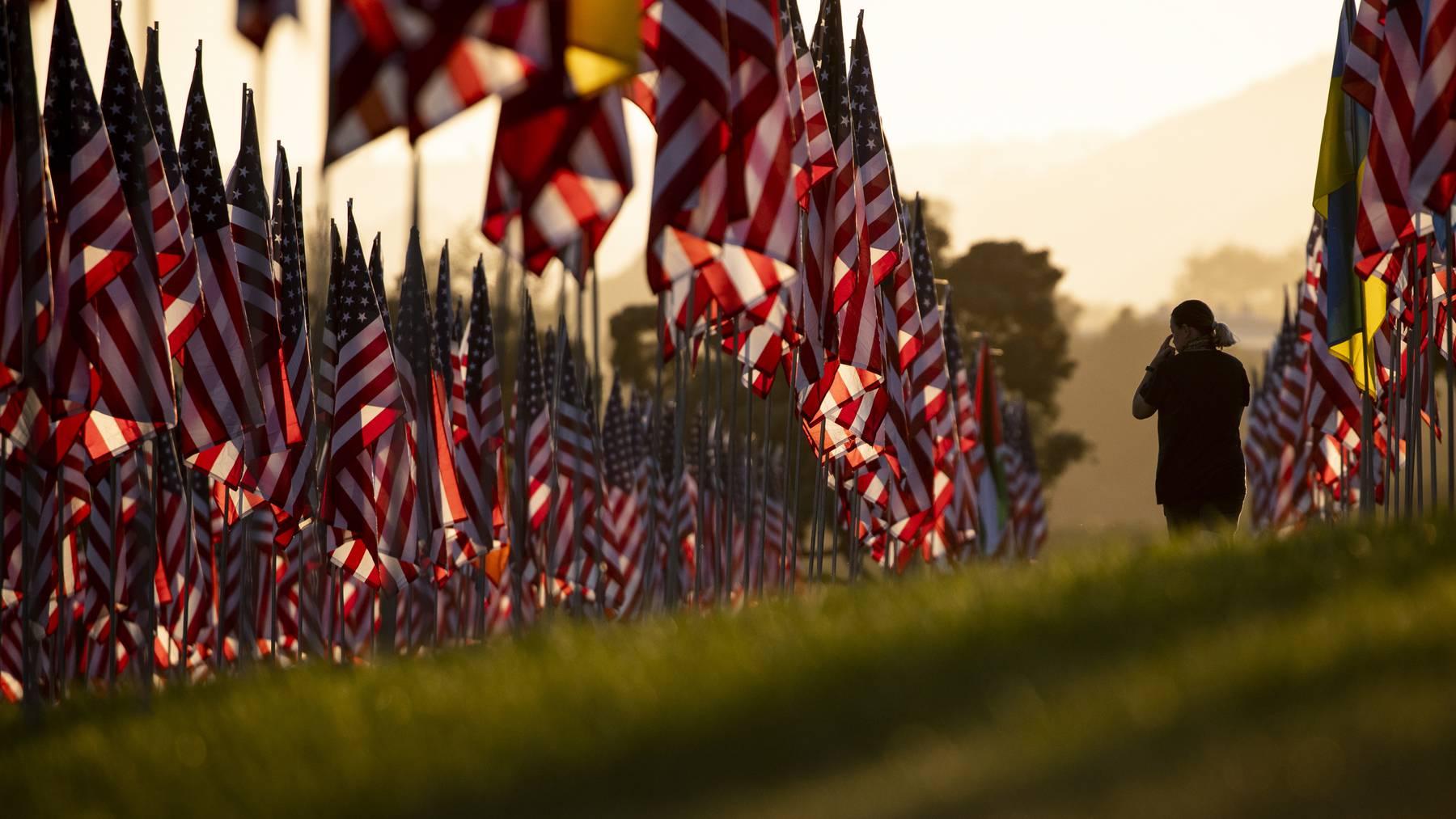 USA gedenkt den Opfern von 9/11