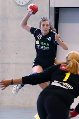 Simona Negroni möchte mit ihrem Team eine Runde weiter.