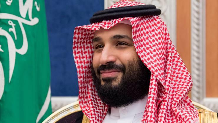 Mohammed bin Salman (33).