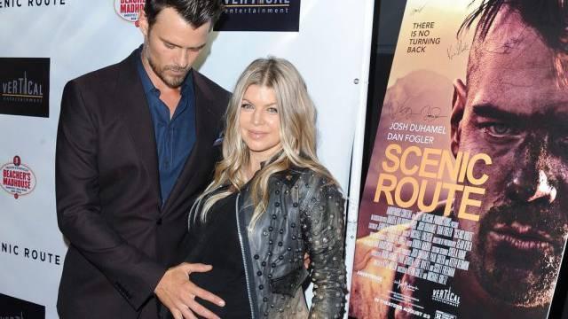 Josh Duhamel und Fergie sind Eltern geworden (Archiv)