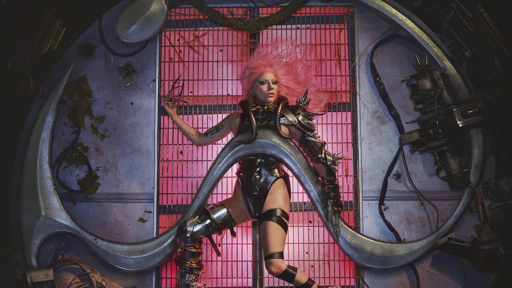 Tanzpop als Therapie - Lady Gagas neues Album «Chromatica»