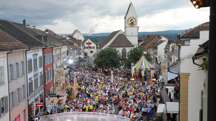 Klingnau im Unteren Aaretal macht den Auftakt zur Sommersaison der Unterhaltungsshow.
