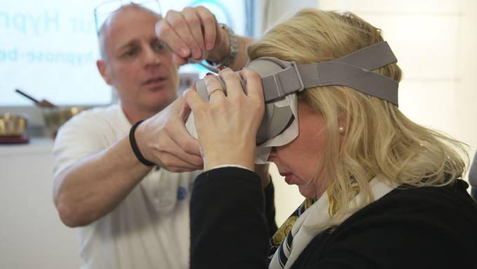 Erfolgreich gegen Ängste mit Virtual Reality