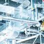 Die Lonza-Werke in Visp sind für die Produktion von Antikörpern umgerüstet worden. Nun wird der Stoff geprüft.