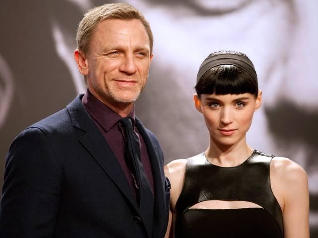 «Verblendung» mit Daniel Craig und Rooney Mara